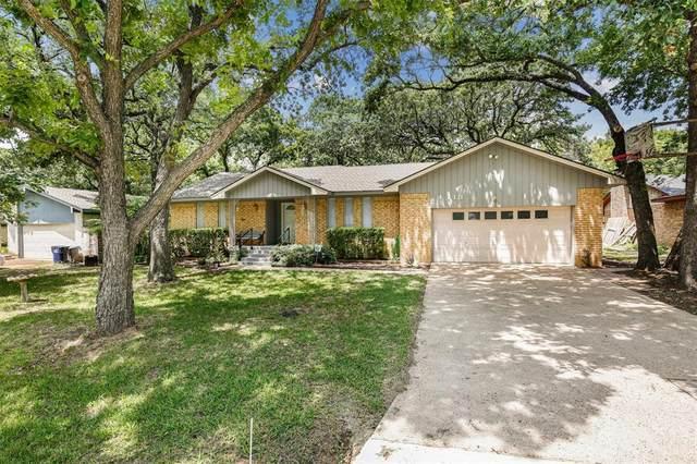 113 Lake W, Highland Village, TX 75077 (MLS #14621474) :: Team Tiller