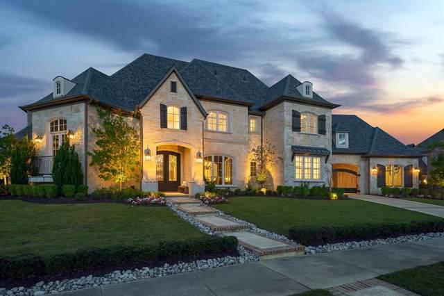 12290 Phantom Springs Drive, Frisco, TX 75033 (MLS #14621495) :: Real Estate By Design