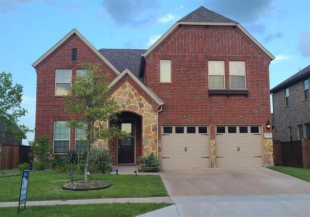 3110 Spruce Street, Celina, TX 75009 (MLS #14621544) :: The Chad Smith Team
