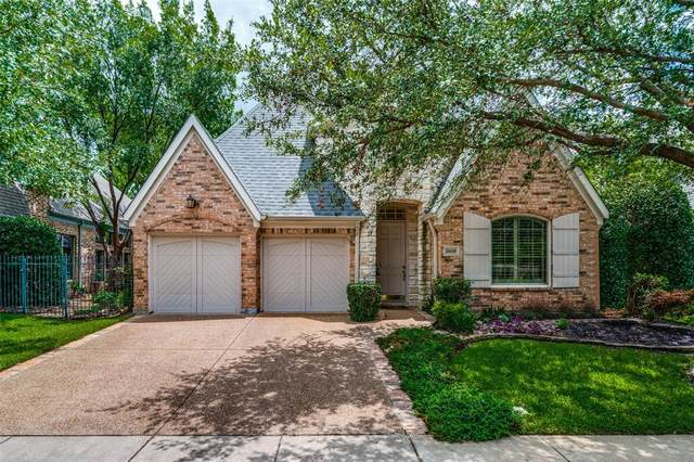 5029 Stonebridge Drive, Colleyville, TX 76034 (MLS #14621557) :: Real Estate By Design