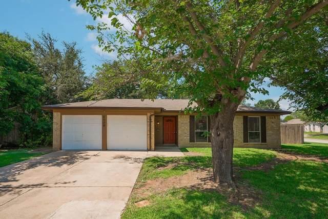 6629 Richardson Drive, Watauga, TX 76148 (MLS #14621566) :: 1st Choice Realty