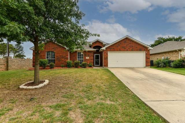 201 Meadowside Drive, Mansfield, TX 76063 (MLS #14621583) :: Real Estate By Design
