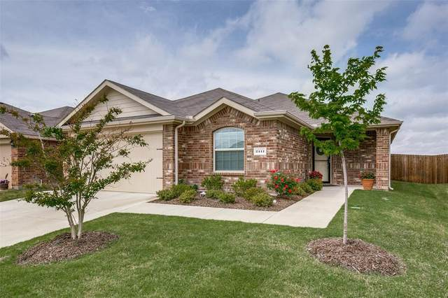 2411 Costley Court, Fate, TX 75189 (MLS #14621607) :: Rafter H Realty