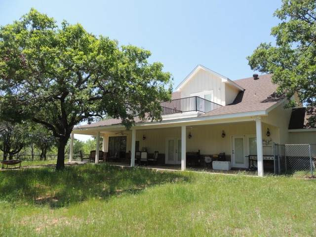 1801 County Road 411 W, Brownwood, TX 76801 (MLS #14621623) :: All Cities USA Realty