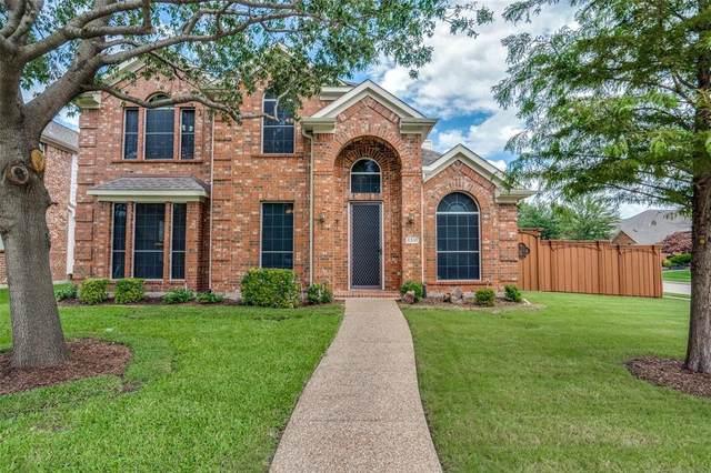 8310 Brightside Lane, Frisco, TX 75035 (MLS #14621657) :: Rafter H Realty