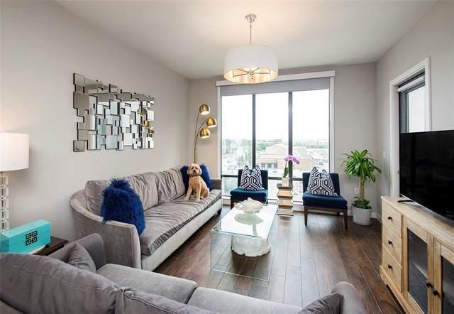 5609 Smu Boulevard #506, Dallas, TX 75206 (MLS #14621670) :: Real Estate By Design