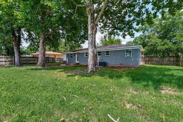 1129 Valentine Street, Hurst, TX 76053 (MLS #14621683) :: Real Estate By Design