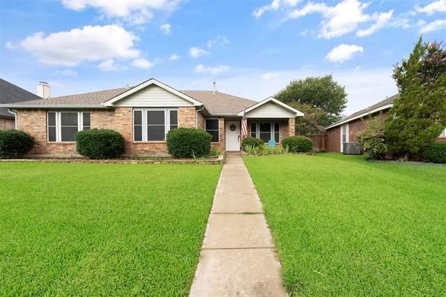 7021 Blalock Drive, The Colony, TX 75056 (MLS #14621692) :: The Chad Smith Team
