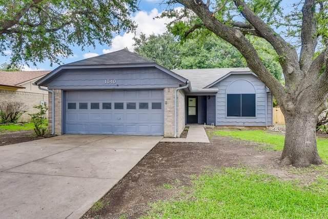 1040 W Hills Terrace, Saginaw, TX 76179 (MLS #14621698) :: The Mauelshagen Group