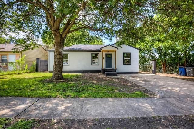 334 De Haes Avenue, Dallas, TX 75224 (MLS #14621729) :: Rafter H Realty