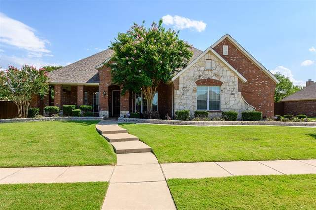 3602 Black Jack Drive, Corinth, TX 76208 (MLS #14621742) :: Wood Real Estate Group