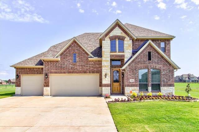 416 Arbor Hills Trail, Blue Ridge, TX 75424 (MLS #14621745) :: Wood Real Estate Group