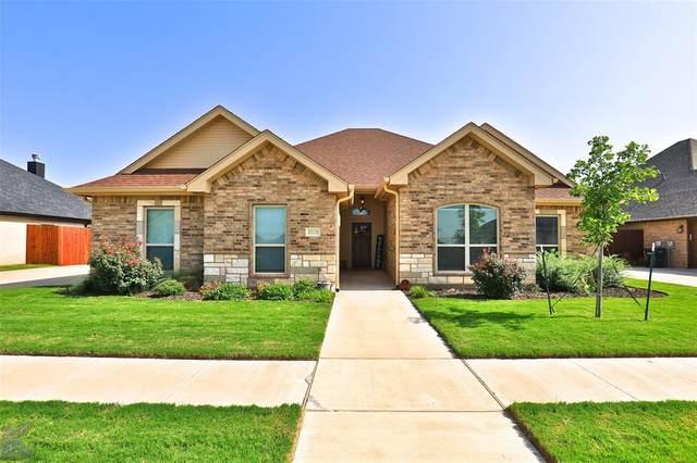 3326 Double Eagle Lane, Abilene, TX 79606 (MLS #14621776) :: The Mauelshagen Group