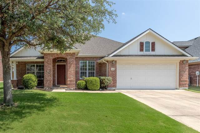 4109 Dellman Drive, Fort Worth, TX 76262 (MLS #14621780) :: Wood Real Estate Group