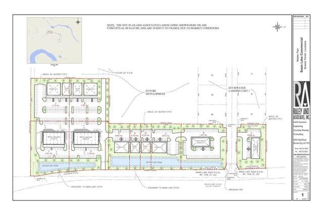 0 Swan Lake Drive, Bossier City, LA 71111 (MLS #14621787) :: The Star Team | JP & Associates Realtors