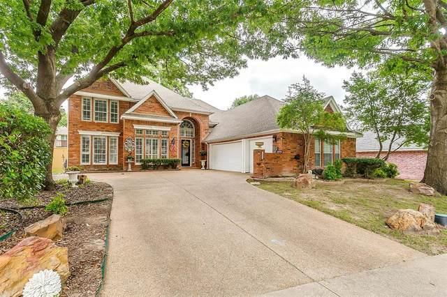 1325 Lakewood Drive, Mckinney, TX 75072 (MLS #14621793) :: Front Real Estate Co.