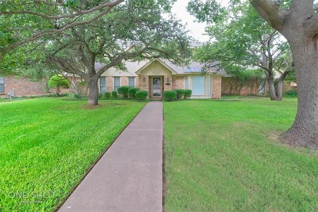 2 Winged Foot Circle, Abilene, TX 79606 (MLS #14621796) :: The Mitchell Group