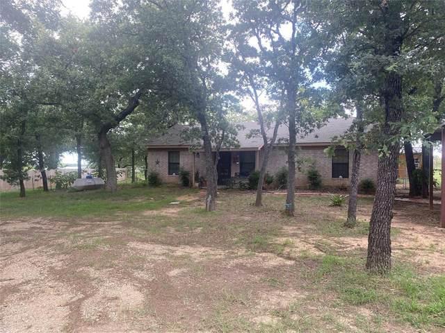 168 Fry Lane, Bridgeport, TX 76426 (MLS #14621815) :: Rafter H Realty