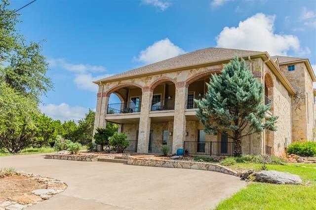 430 Melbourne Trail, Possum Kingdom Lake, TX 76449 (MLS #14621822) :: Real Estate By Design