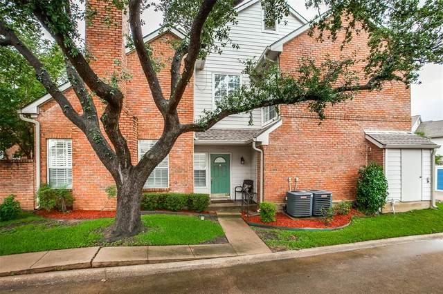 4050 Frankford Road #408, Dallas, TX 75287 (MLS #14621855) :: Real Estate By Design