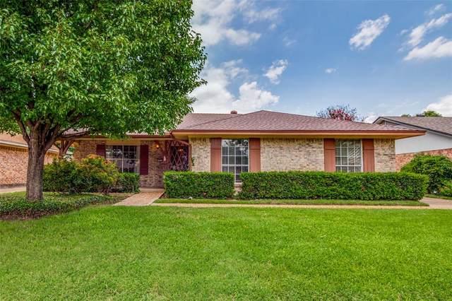 1113 Janell Drive, Irving, TX 75062 (MLS #14621858) :: The Mauelshagen Group
