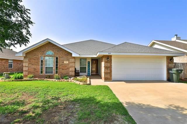 309 Sugarberry Avenue, Abilene, TX 79602 (MLS #14621862) :: 1st Choice Realty
