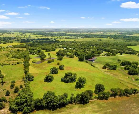 1121 Pecan Grove Road, Ennis, TX 75119 (MLS #14621865) :: The Krissy Mireles Team