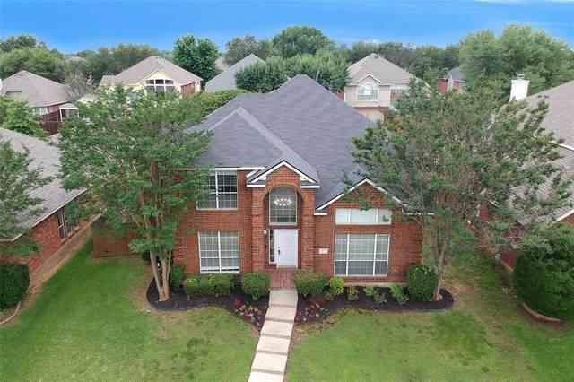 1322 Baythorne Drive, Lewisville, TX 75077 (MLS #14621928) :: Real Estate By Design