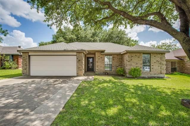 1134 Cypress Drive, Mesquite, TX 75149 (MLS #14621945) :: The Mauelshagen Group
