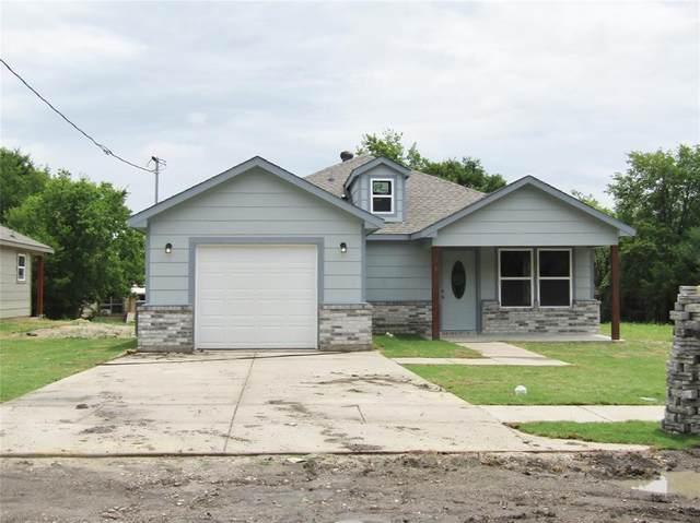 1207 Rosemary Street, Greenville, TX 75401 (MLS #14622017) :: The Krissy Mireles Team