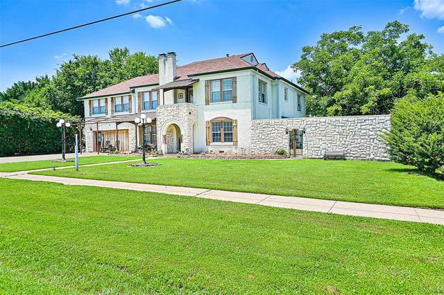 402 S Houston Street, Edgewood, TX 75117 (MLS #14622071) :: Real Estate By Design