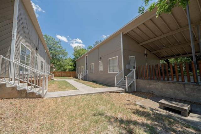2821 Forest Park Boulevard, Fort Worth, TX 76110 (MLS #14622078) :: Wood Real Estate Group