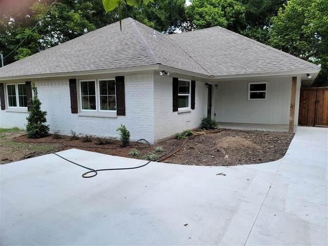 553 S Waco Street, Van Alstyne, TX 75495 (#14622085) :: Homes By Lainie Real Estate Group