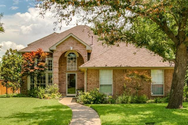 6801 Meade Drive, Colleyville, TX 76034 (MLS #14622087) :: Wood Real Estate Group