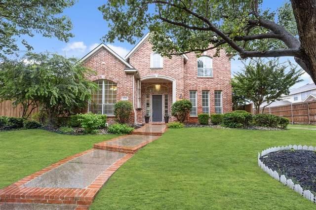 4584 Explorer Drive, Frisco, TX 75034 (MLS #14622158) :: Real Estate By Design
