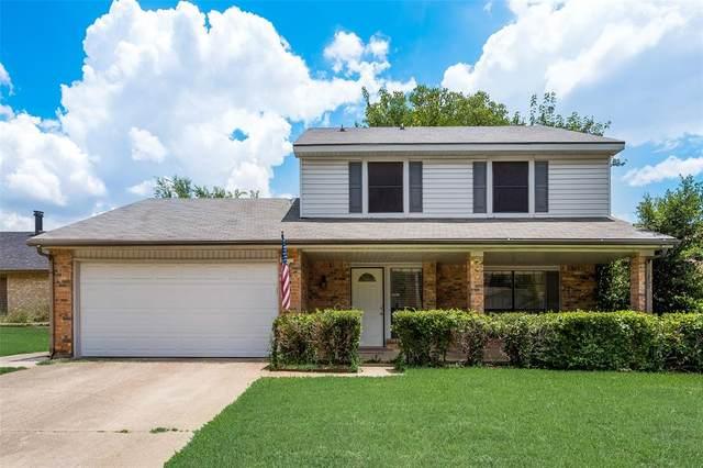 2604 Kayli Lane, Euless, TX 76039 (MLS #14622168) :: Real Estate By Design