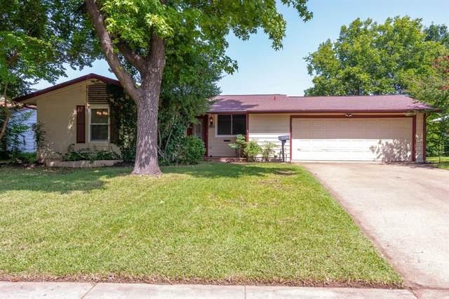 2915 Bryn Mawr Drive, Irving, TX 75062 (MLS #14622181) :: The Mauelshagen Group
