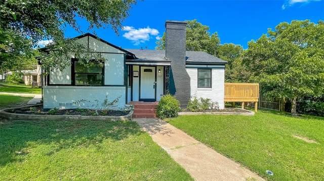 2717 El Tivoli Drive, Dallas, TX 75211 (MLS #14622197) :: Real Estate By Design