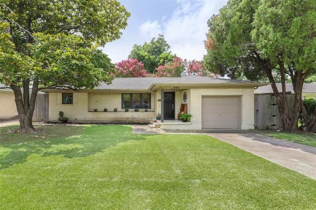623 W Belt Line Road, Richardson, TX 75080 (MLS #14622213) :: Real Estate By Design