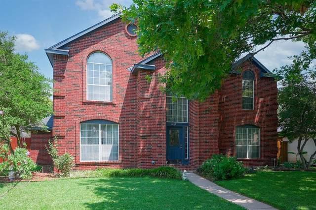 807 Nafus Street, Cedar Hill, TX 75104 (MLS #14622217) :: Real Estate By Design