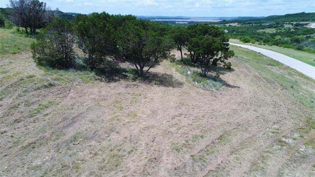 653-R Canyon Wren, Possum Kingdom Lake, TX 76449 (MLS #14622218) :: Real Estate By Design