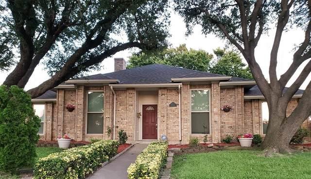2258 Valley Mill, Carrollton, TX 75006 (MLS #14622227) :: Wood Real Estate Group