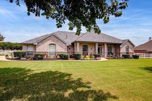 2101 Meadow Springs Drive, Haslet, TX 76052 (MLS #14622251) :: Real Estate By Design
