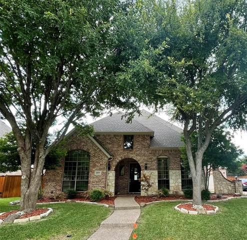 1093 Limestone Court, Allen, TX 75013 (MLS #14622274) :: Real Estate By Design