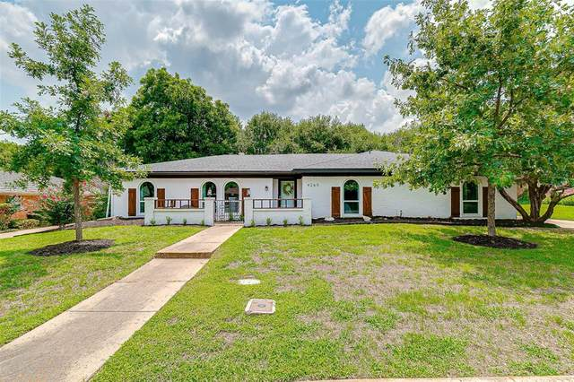 4265 Balboa Drive, Fort Worth, TX 76133 (MLS #14622288) :: Real Estate By Design