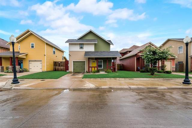 4814 Spring Avenue, Dallas, TX 75210 (MLS #14622292) :: Real Estate By Design