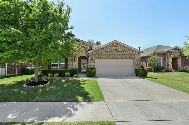 6393 Paragon Drive, Frisco, TX 75036 (MLS #14622309) :: Rafter H Realty