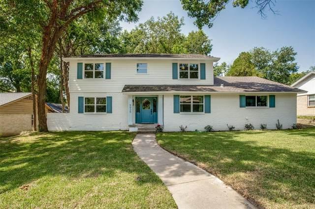 9936 Estate Lane, Dallas, TX 75238 (MLS #14622322) :: Real Estate By Design