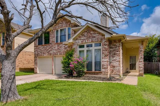 823 Ashmount Lane, Arlington, TX 76017 (MLS #14622324) :: The Mauelshagen Group