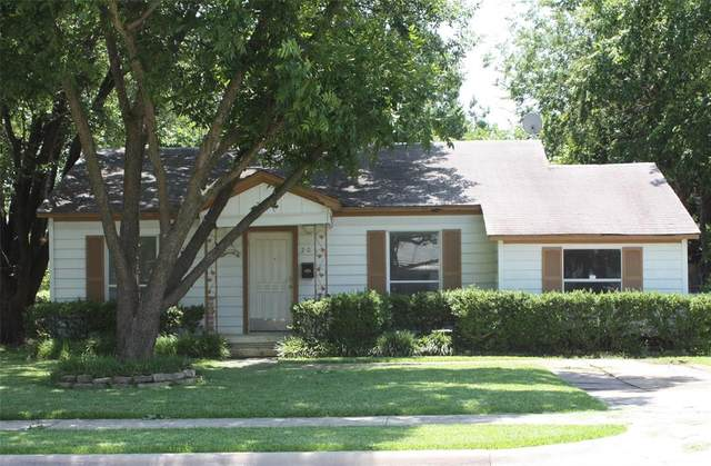 204 Edgefield Drive, Garland, TX 75040 (MLS #14622326) :: Wood Real Estate Group